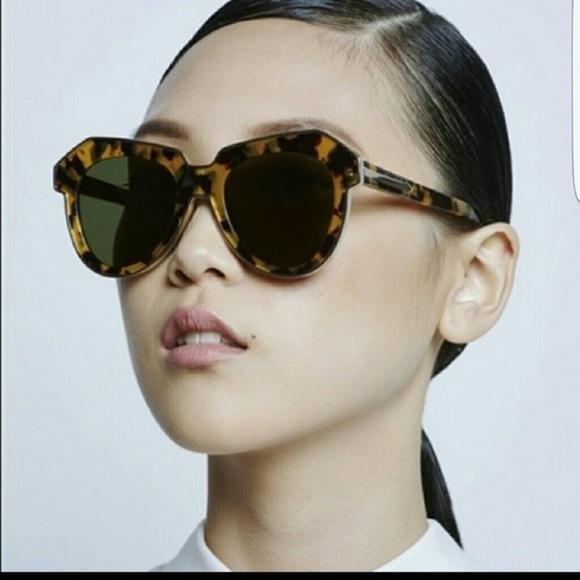 d29a76a4d8b Karen Walker Accessories - Karen Walker One Astronaut Sunglasses - Like New